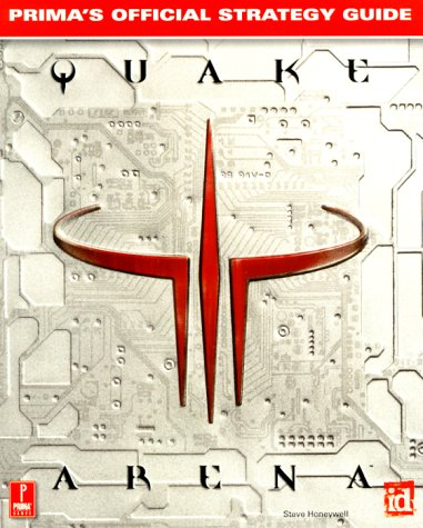 Quake III Arena: Prima's Official Strategy Guide