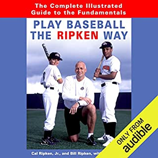 Play Baseball the Ripken Way audiobook cover art