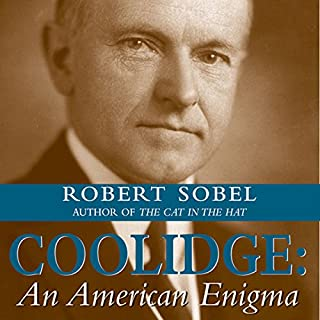 Coolidge: An American Enigma audiobook cover art