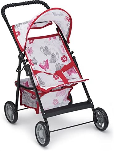 Litti Pritti Baby Doll Stroller for Toddlers Baby Stroller for Dolls with Basket product image
