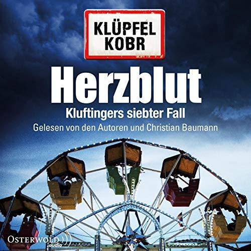 Herzblut: Kluftingers neuer Fall: 10 CDs: Kluftingers siebter Fall: 10 CDs (Ein Kluftinger-Krimi, Band 7)