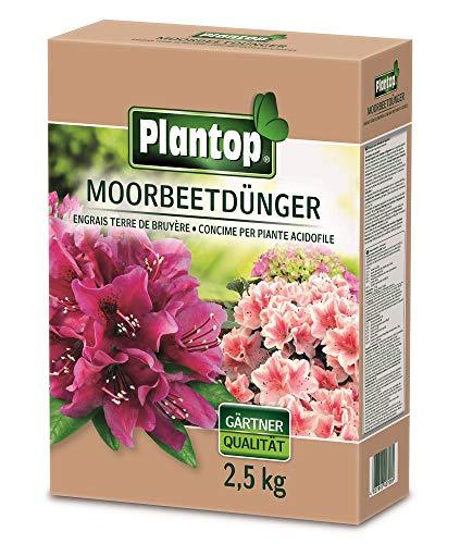 PLANTOP Moorbeetpflanzendünger 2,5kg
