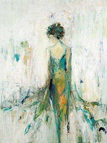 Feeling at home Lamina-sobre-Lienzo-ENROLLADA-Cm_123_X_92-Ridgers-Lisa-vestido-de-mujer-femenina-Abstracto-Canvas-enrollado-380gr-100% Lienzo