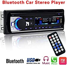 Car MP3 Players - Bluetooth V2.0 JSD520 Car Stereo In-dash SD USB MP3 MMC WMA Car Radio Player 1 Din FM Aux Input Receiver Player Auto Styling ()