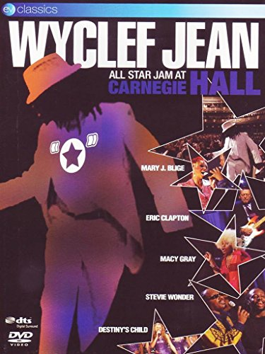 Wyclef Jean - All Star Jam at Carnegie Hall