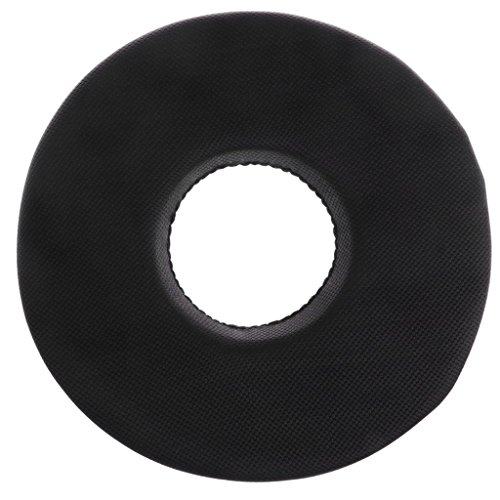 Tenlacum Memory Foam Donut Seat Cushion Orthopedic Coccyx Haemorrhoids Support Pillow