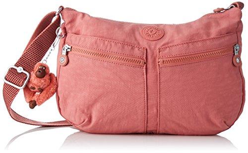 Kipling Damen Izellah Umhängetasche Pink (Dream Pink)