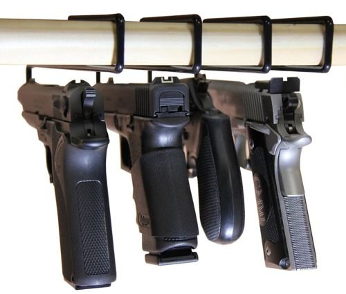 AmeriGun Club Easy Use Gun Hanger Pack of 4 Original Handgun Hangers