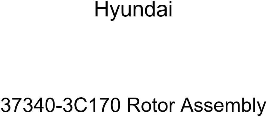 Ranking TOP4 Genuine Hyundai 37340-3C170 Assembly SEAL limited product Rotor