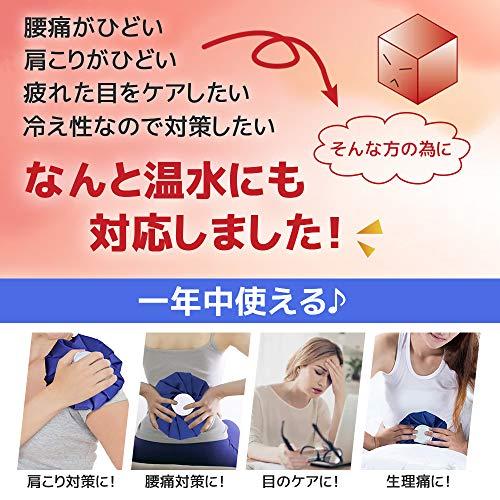kakkisan(カッキサン)『冷温両用アイシングバッグ』