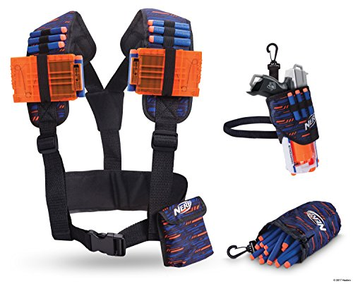 NERF Elite Mobile Gear Pack
