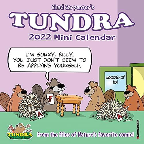 Tundra 2022 Mini Wall Calendar