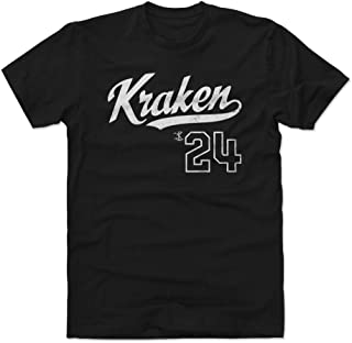 Gary Sanchez Shirt - New York Baseball Men's Apparel - Gary Sanchez Kraken 2019 Players Weekend Script