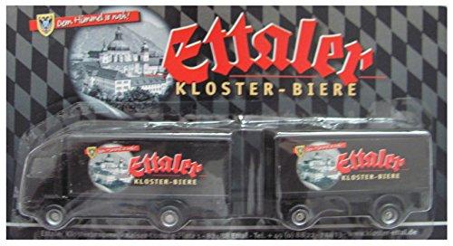 Ettaler Nr. - Kloster Biere - Ford Cargo - Hängerzug