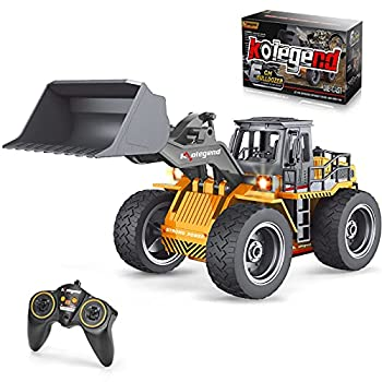 Best remote control toy bulldozers Reviews