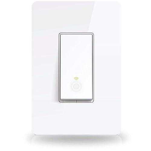 TP-Link HS200 Smart Wi-Fi Light Switch (White)
