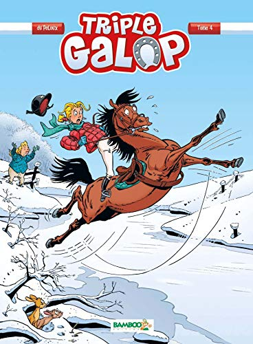 Triple galop - tome 04