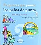 Preguntas que ponen los pelos de punta 3: Sobre la luz y los colores (Infantil)