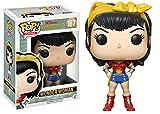 Funko Pop Vinyle-DC-Bombshells Wonder Woman, 12853 (Modle Alatoire)