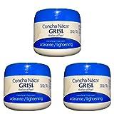 Grisi Cream Concha Nacar, 3.8 oz (Pack of 5)