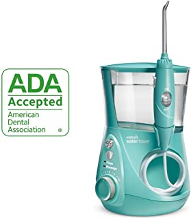 waterpik 潔碧 ADA認證 WP-676 Aquarius 沖牙器 Teal (需配合變壓器適用)