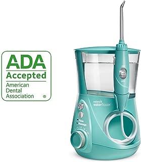 waterpik 洁碧 ADA认证 WP-676 Aquarius 冲牙器 Teal (需配合变压器适用)