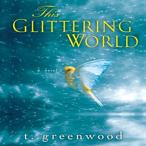 This Glittering World audiobook cover art