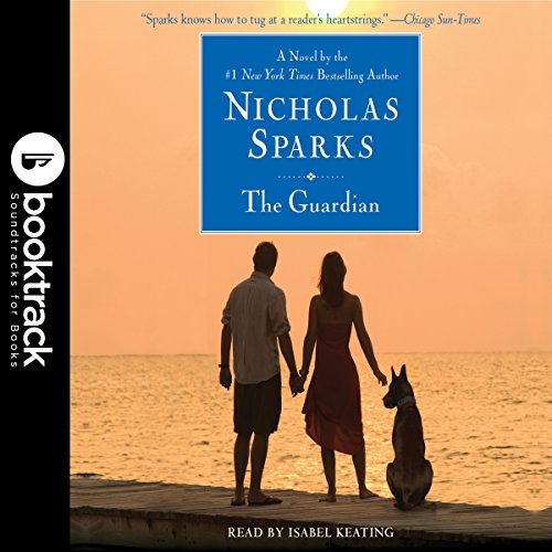 The Guardian audiobook cover art