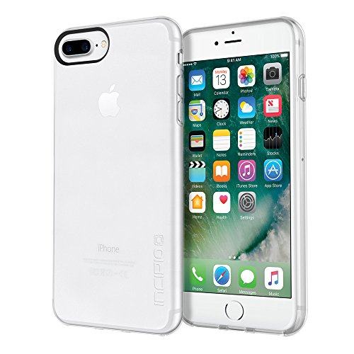 Incipio NGP Pure - Funda para iPhone 7 Plus, Color Transparente