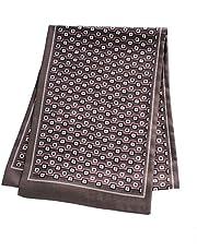 メンズストール専門店MORE Style シルク調 スカーフ ストール マフラー メンズ 92001scf
