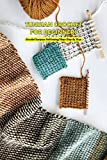 Tunisian Crochet for Beginners: Crochet Tunisian Following These Step by Step: Tunisian Crochet Guide Book (English Edition)