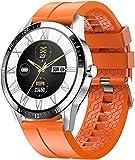 Relojes inteligentes para hombres y mujeres 1.3 pulgadas pantalla...
