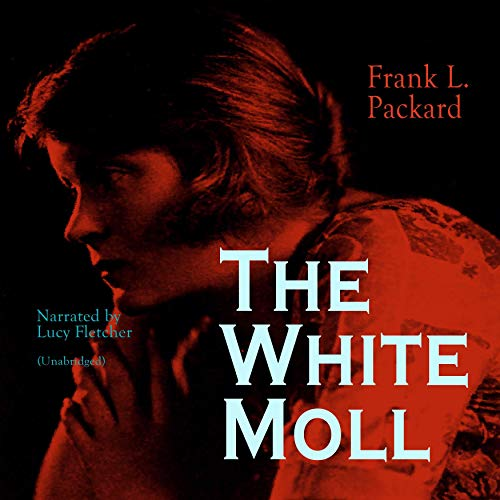 The White Moll audiobook cover art