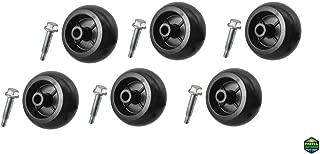 Parts 4 Outdoor 6 BAD BOY 15172 Deck Wheels + BOLT 018-0010-00, 022-1000-00, 022-5234-98