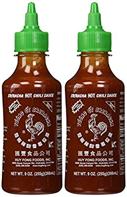 Huy Fong, Sriracha Hot Chili Sauce (2 Pack)