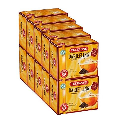 Teekanne Darjeeling Finest Selection 10er Pack