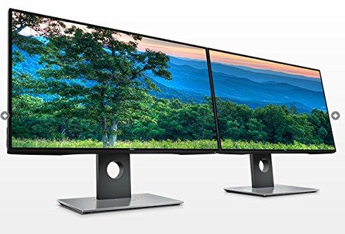 Dell U2717D 68,6 cm (27 Zoll) Monitor (2560 x 1440, LED, HDMI, Display Port, 6ms Reaktionszeit)