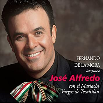 Fernando de la Mora Interpreta a José Alfredo Jiménez