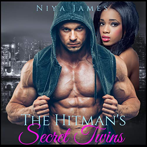 The Hitman's Secret Twins: Second Chance Romance audiobook cover art