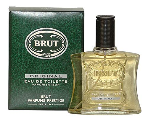 Brut Men Eau De Toilette - Original - 3er Pack (3 x 100ml)