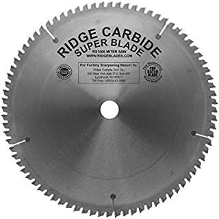 """RS1000 10"""" 80 Tooth Miter Saw blade"""