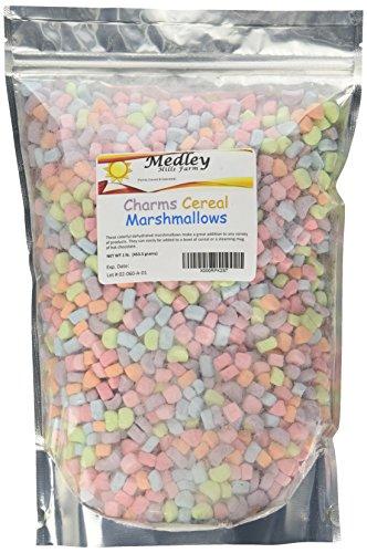 Medley Hills Farm Cereal Marshmallows 1 lb from kraft