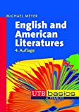 English and American Literatures (utb basics, Band 2526) - Michael Meyer
