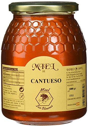 Miel de Cantueso Las Obreras 1000 g