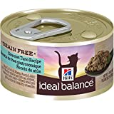 Hill's Ideal Balance Cat Food - Grain Free Goodness