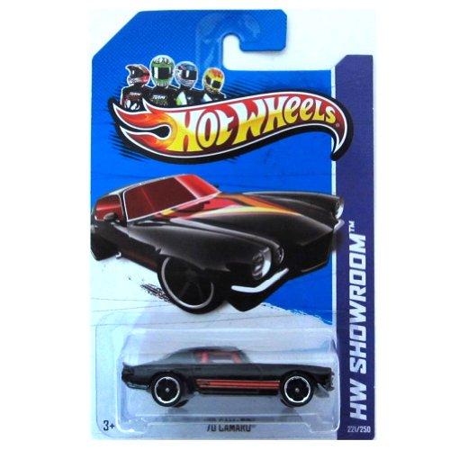 70 Camaro \'13 Hot Wheels 221/250 (schwarz) Fahrzeug