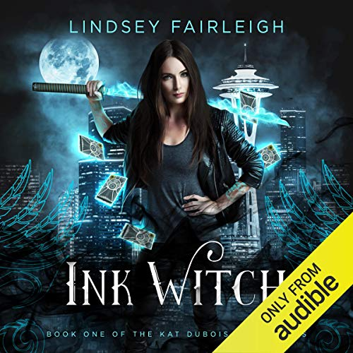 Ink Witch     Kat Dubois Chronicles, Book 1              By:                                                                                                                                 Lindsey Fairleigh                               Narrated by:                                                                                                                                 Julia Whelan                      Length: 6 hrs and 3 mins     9 ratings     Overall 4.8