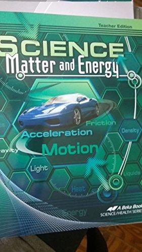a beka matter and energy - 4