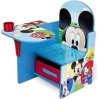 Delta Children Chair Desk With Storage Bin (Disney Mickey Mouse)