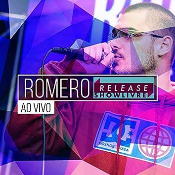 Romero no Release Showlivre (Ao Vivo)